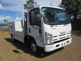 Isuzu NPR275 Service Body Truck - picture3' - Click to enlarge