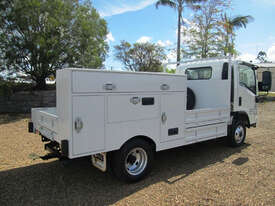 Isuzu NPR275 Service Body Truck - picture5' - Click to enlarge