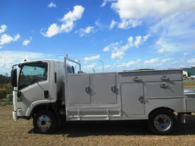 Isuzu NPR275 Service Body Truck - picture8' - Click to enlarge