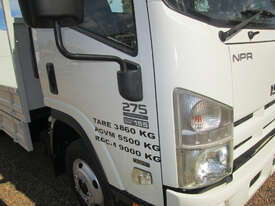 Isuzu NPR275 Service Body Truck - picture11' - Click to enlarge