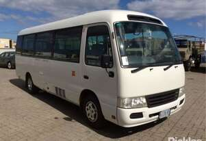 Barker 2008 Toyota Coaster Series 50