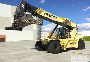 2010 Hyster RS45-31CH Container Reach Stacker