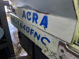 USED ACRA CNC LATHE - picture1' - Click to enlarge