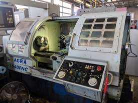 USED ACRA CNC LATHE - picture2' - Click to enlarge