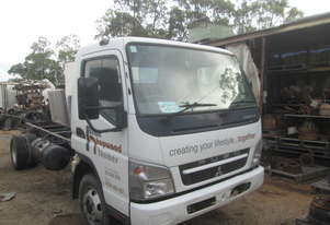 2009 Mitsubishi Canter FE8 - Wrecking - Stock ID 1619