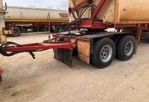 Haulmore   TANDEM AXLE DOLLY