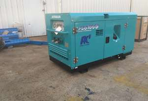 Airman Diesel Screw Compressor - PDS100 - 100 CFM