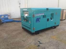 Airman Diesel Screw Compressor - PDS100 - 100 CFM  - picture0' - Click to enlarge