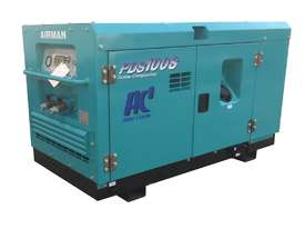 Airman Diesel Screw Compressor - PDS100 - 100 CFM  - picture1' - Click to enlarge