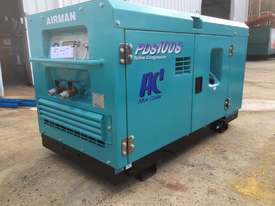 Airman Diesel Screw Compressor - PDS100 - 100 CFM  - picture2' - Click to enlarge
