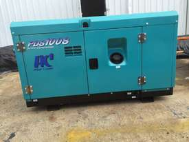 Airman Diesel Screw Compressor - PDS100 - 100 CFM  - picture3' - Click to enlarge