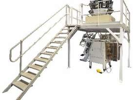 Complete Weighing and Bagging Line (5x forming shoulders) - picture0' - Click to enlarge