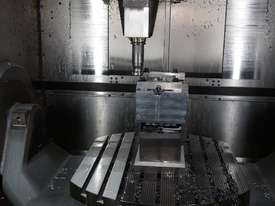 2012 Hermle (German) C42U 5-Axis Machining Center - picture0' - Click to enlarge
