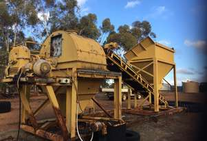 Ball Mill On Skid