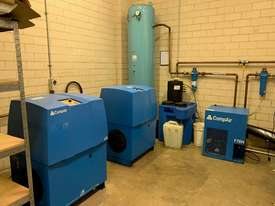 Compair L18 Air Compressor - picture1' - Click to enlarge