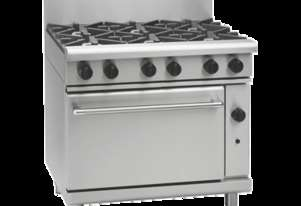 UPGRADE AND SAVE $000'S WALDORF 800 SERIES RN8610G - 900MM GAS RANGE STATIC OVEN