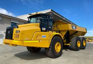 2018 Caterpillar 745 Articulated Dump Trucks