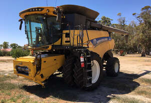 New Holland CR8.90 Header(Combine) Harvester/Header