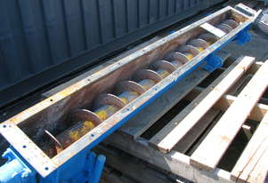 Auger Feeder Screw Conveyor - 2m long