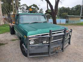1975 F350 Dual Wheel Cleveland 351 Tilt Tray - picture2' - Click to enlarge