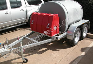 Polymaster TRAILER MOUNT DIESEL TANKS