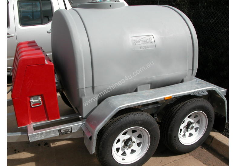 TRAILER MOUNT DIESEL TANKS