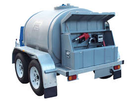 TRAILER MOUNT DIESEL TANKS  - picture0' - Click to enlarge