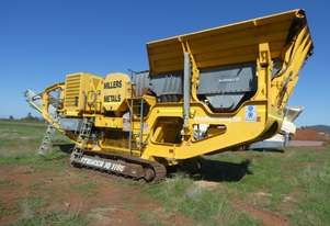 Striker   JQ1165 Jaw Crusher