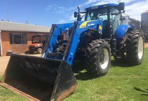 New Holland T6090  FWA/4WD Tractor