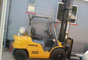 Caterpillar 3 ton, LPG good Used Forklift  #CS234