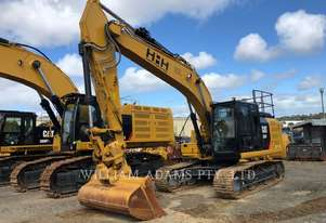 CATERPILLAR 323FL Track Excavators