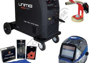 COMPACT 200K INVERTER Multi-Function Welder-MIG-TIG-MMA Package Deal 10-200 Amps, #KUMJR200K-SG Incl