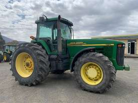 John Deere 8110 Tractor - picture0' - Click to enlarge