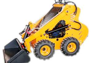 Mini Skid Steer Loader TM23W - 23hp Petrol Wheeled