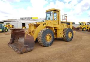 1984 Caterpillar 980C Wheel Loader *CONDITIONS APPLY*
