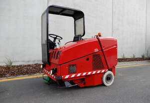 RCM Motoscope Sweeper Sweeping/Cleaning