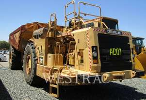 CATERPILLAR AD55B Underground Articulated Truck