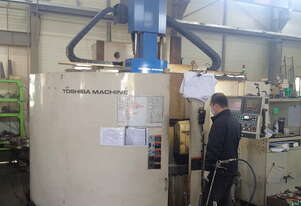 2009 Toshiba TUE-200(S) CNC Vertical Turn Mill