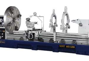 Sunfirm  SDT Heavy Duty Precision Lathe