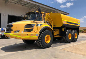 Volvo 2012   A40F Water Cart