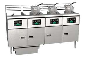 Anets FDAEP414C Platinum Electric Filter Fryer Computer Control