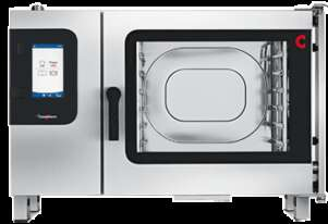 Convotherm C4GST6.20CD - 14 Tray Gas Combi-Steamer Oven - Direct Steam - Disappearing Door