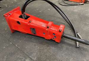Used Rammer S23 City Reconditioned Hydraulic Hammer to suit 3 to 6.5 Tonne excavators
