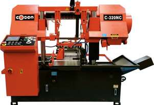 C-320NC - NC Double Column Metal Cutting Band Saw - Automatic Hitch Feed