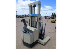 Crown 40WRTL174AD, 2.0T (4.4m Lift) All-Directional, Walkie-Reach 24V Forklift