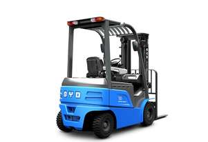 BYD ECB20 Lithium(LiFePo4) Counterbalance Forklift