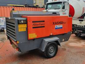 375CFM Aftercooled Diesel Compressor Hire - picture2' - Click to enlarge