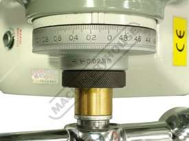BM-30A Turret Milling Machine (X) 760mm (Y) 360mm (Z) 430mm Includes Digital Readout, Vice & Clamp K - picture18' - Click to enlarge