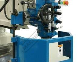 BM-30A Turret Milling Machine (X) 760mm (Y) 360mm (Z) 430mm Includes Digital Readout, Vice & Clamp K - picture9' - Click to enlarge