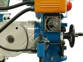 BM-30A Turret Milling Machine (X) 760mm (Y) 360mm (Z) 430mm Includes Digital Readout, Vice & Clamp K - picture10' - Click to enlarge